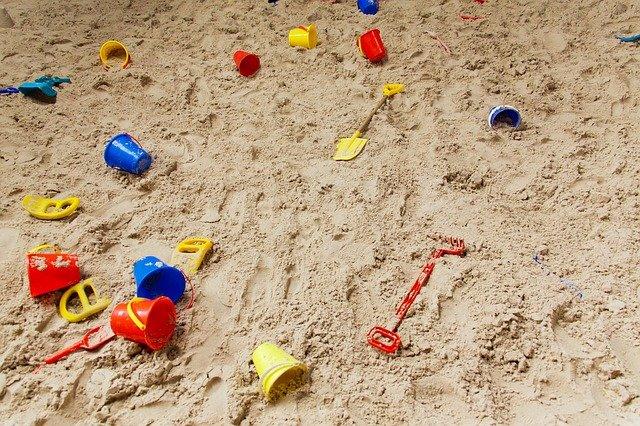 Песок для детских песочниц в Ижевске